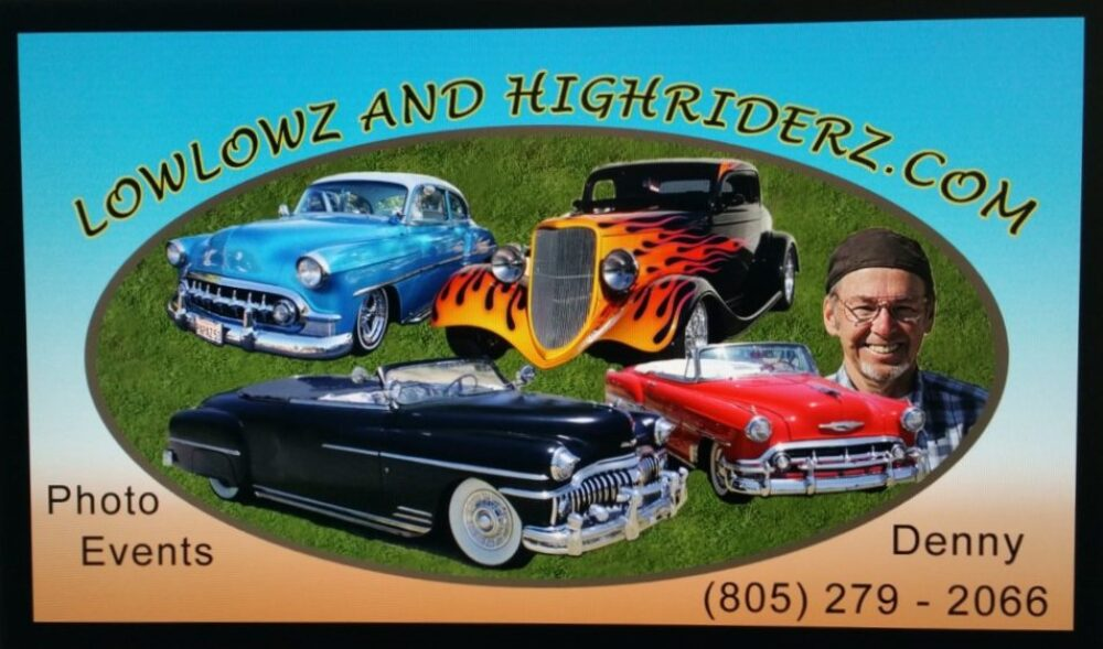Denny Dubsky's Low Lowz and High Riderz